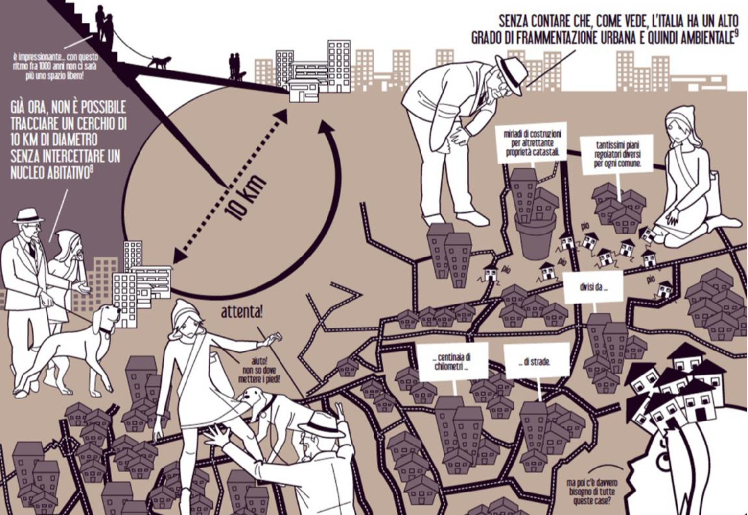 Teaching Cartography with Comics: Some Examples from BeccoGiallo's Graphic Novel Series
